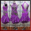 LATIN SALSA COMPETITION DRESS LDW (LT1125)