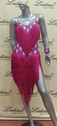 LATIN SALSA COMPETITION DRESS LDW (LT506) only on sale on latinodancewears.com
