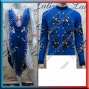 LATIN SALSA COMPETITION FOR COUPLE DRESS-SHIRT LDW (AL47/BA11)