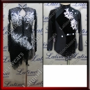 LATIN SALSA COMPETITION FOR COUPLE DRESS-SHIRT LDW (LS316A/B347)