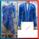 LATIN SALSA COMPETITION FOR COUPLE DRESS-SHIRT LDW (LS324/B229A)