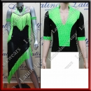 LATIN SALSA COMPETITION FOR COUPLE DRESS-SHIRT LDW (AL23/B280A)