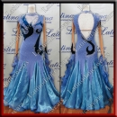BALLROOM COMPETITION DRESS LDW (ST311)