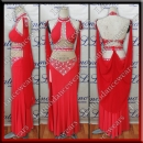 BALLROOM COMPETITION DRESS LDW (ST312)