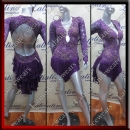 LATIN SALSA COMPETITION DRESS LDW (AL61)