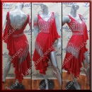 LATIN SALSA COMPETITION DRESS LDW (AL62)