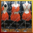 LATIN SALSA COMPETITION DRESS LDW (AL63)