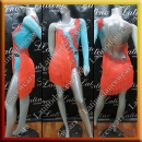 LATIN SALSA COMPETITION DRESS LDW (AL64)