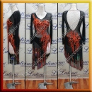 LATIN SALSA COMPETITION DRESS LDW (LT1132)