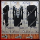 LATIN SALSA COMPETITION DRESS LDW (LT1133)