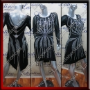 LATIN SALSA COMPETITION DRESS LDW (LT890D)