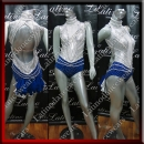 LATIN SALSA COMPETITION DRESS LDW (LS353)