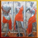 LATIN SALSA COMPETITION DRESS LDW (LS354)