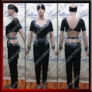 LATIN SALSA COMPETITION CATSUIT LDW (LT1141)