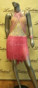 LATIN SALSA COMPETITION DRESS LDW SIZE M (LT643)