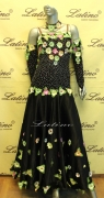 BALLROOM COMPETITION DRESS LDW SIZE M (SS21)