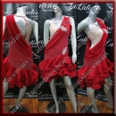 LATIN SALSA COMPETITION DRESS LDW (AL57B)