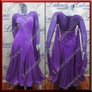 BALLROOM COMPETITION DRESS LDW (ST317)