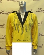 MAN LATIN SALSA SHIRT LDW (BS10)