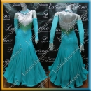 BALLROOM COMPETITION DRESS LDW (AS13)
