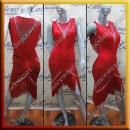 LATIN SALSA COMPETITION DRESS LDW (VL565)