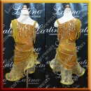 JUNIOR LATIN SALSA COMPETITION DRESS LDW (LK42)
