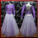 BALLROOM COMPETITION DRESS LDW (AS14)