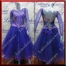 BALLROOM COMPETITION DRESS LDW (ST321)