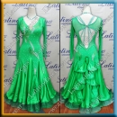 BALLROOM COMPETITION DRESS LDW (ST319)