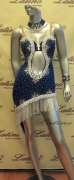 LATIN SALSA COMPETITION DRESS LDW (LS48) only on sale on latinodancewears.com