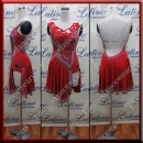 LATIN SALSA COMPETITION DRESS LDW (AL67A)
