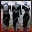 LATIN SALSA COMPETITION DRESS LDW (VL574)