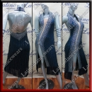 LATIN SALSA COMPETITION DRESS LDW (VL575)