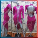 LATIN SALSA COMPETITION DRESS LDW (VL577)