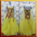 BALLROOM COMPETITION DRESS LDW (AS16)