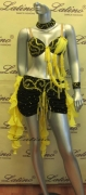 LATIN SALSA COMPETITION DRESS LDW (LS52) only on sale on latinodancewears.com