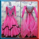 BALLROOM COMPETITION DRESS LDW (AS17)