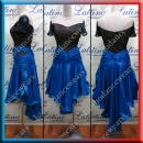 LATIN SALSA COMPETITION DRESS LDW (LT618B)