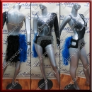 LATIN SALSA COMPETITION DRESS LDW (LT836B)