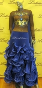 BALLROOM COMPETITION DRESS LDW (ST124) only on sale on latinodancewears.com