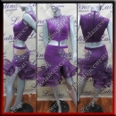 LATIN SALSA COMPETITION DRESS LDW (LT1153A)