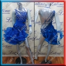 LATIN SALSA COMPETITION DRESS LDW (AL71)