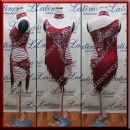 LATIN SALSA COMPETITION DRESS LDW (AL73)