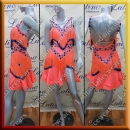 LATIN SALSA COMPETITION DRESS LDW (AL74)