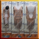 LATIN SALSA COMPETITION DRESS LDW (LS361)