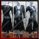 LATIN SALSA COMPETITION DRESS LDW (LT1169)