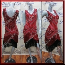 LATIN SALSA COMPETITION DRESS LDW (LT1173)