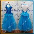 GIRL BALLROOM SALSA COMPETITION DRESS LDW (SK5)