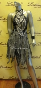 LATIN SALSA COMPETITION DRESS LDW (LS56) only on sale on latinodancewears.com