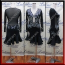 LATIN SALSA COMPETITION DRESS LDW (LT1169A)